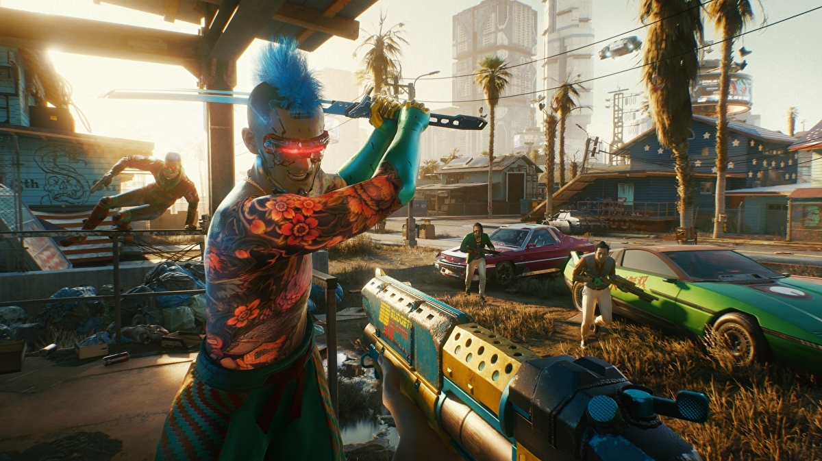 CD Projekt bosses reportedly tell staff they will get their full bonuses despite Cyberpunk 2077's buggy launch