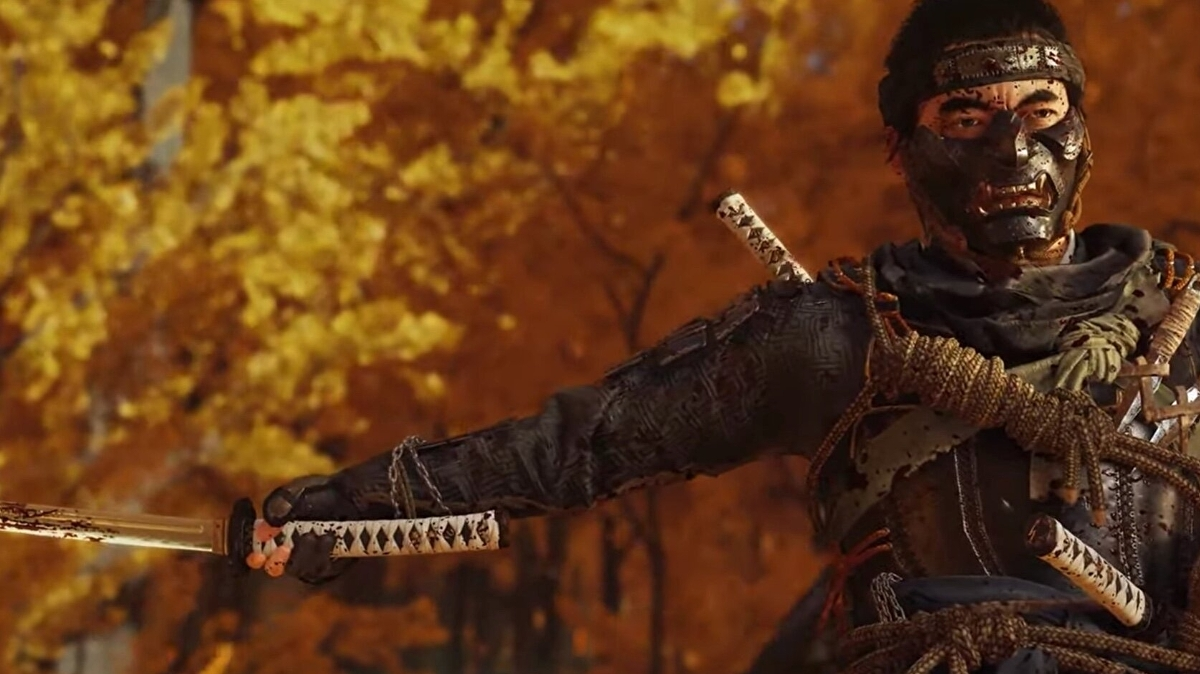 Ghost of Tsushima and other PS4 games are on sale for Christmas