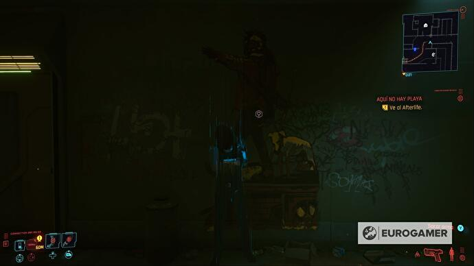 Cyberpunk 2077 – Tarot Cards: Where are all the Tarot Graffiti in Everything Transforms for Misty