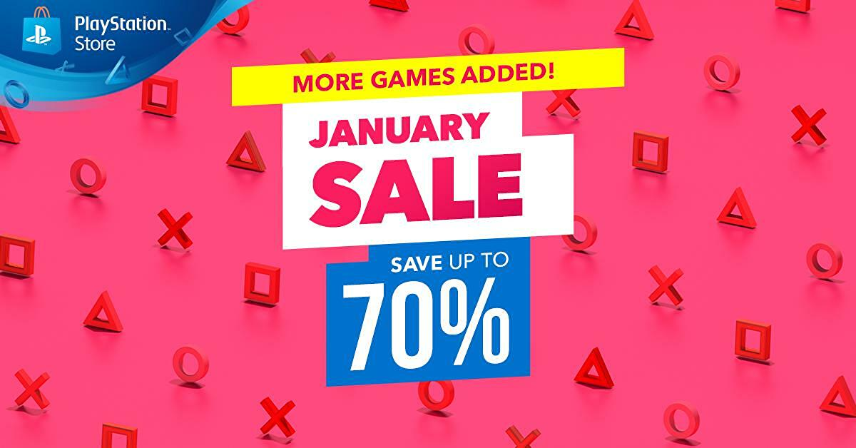 PlayStation Store January Sale: All the deals you won't want to miss
