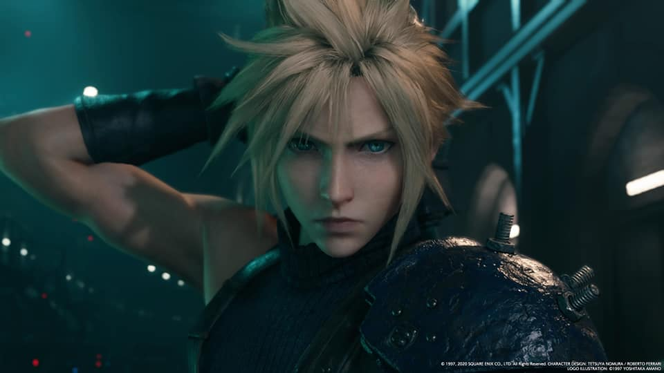 Games of the Year: Final Fantasy VII Remake