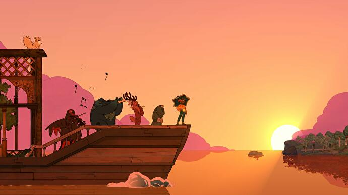 2020's best games gave me the quiet magic I was seeking