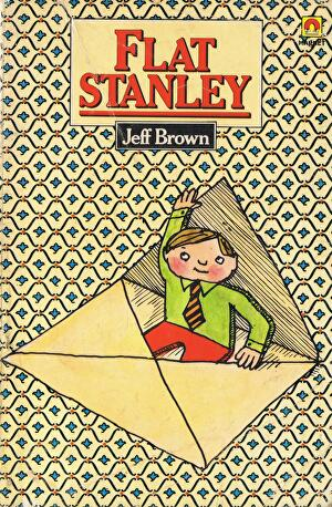 Someone should make a game about: Flat Stanley