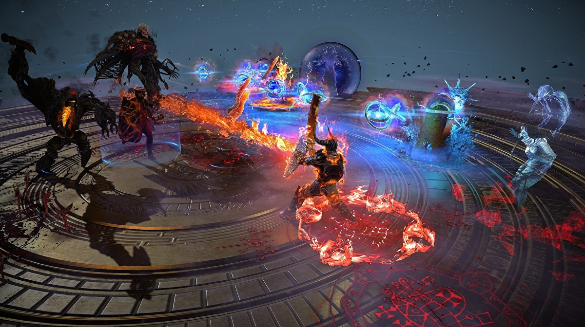 Path of Exile's Echoes of the Atlas expansion comes out next week
