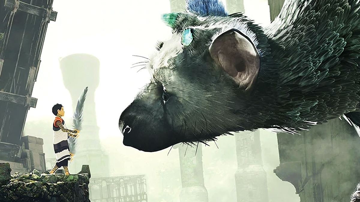 The Last Guardian at 60fps is a joy on PlayStation 5