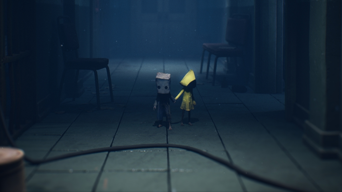 Little Nightmares 2 preview - disturbing and delightful, a sequel done right