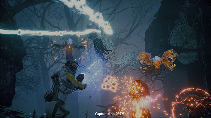 Housemarque details rogue-like sci-fi shooter Returnal's loop mechanics and combat