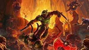 DOOM Eternal per Switch nella video analisi di Digital Foundry