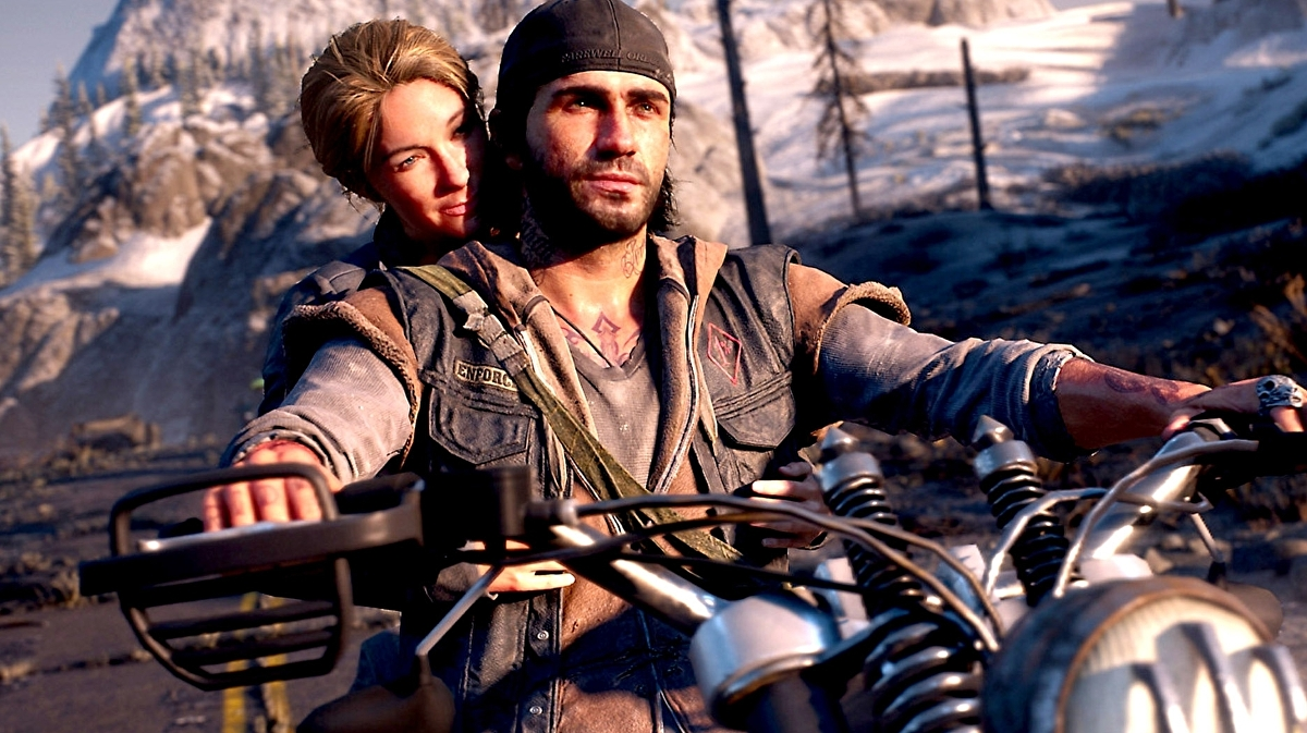 Days Gone: how 60fps transforms the game on PlayStation 5