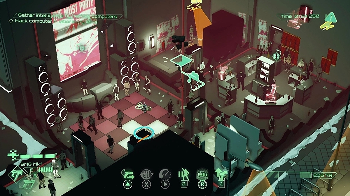 Rhythmic time-meddling tactics game All Walls Must Fall comes to Switch this week