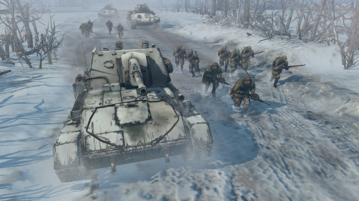 1611140869485 - 7 year-old WW2 RTS Company of Heroes 2 gets a 64-bit update