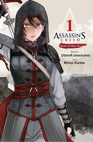 Assassin's Creed manga features fan-favourite Shao Jun