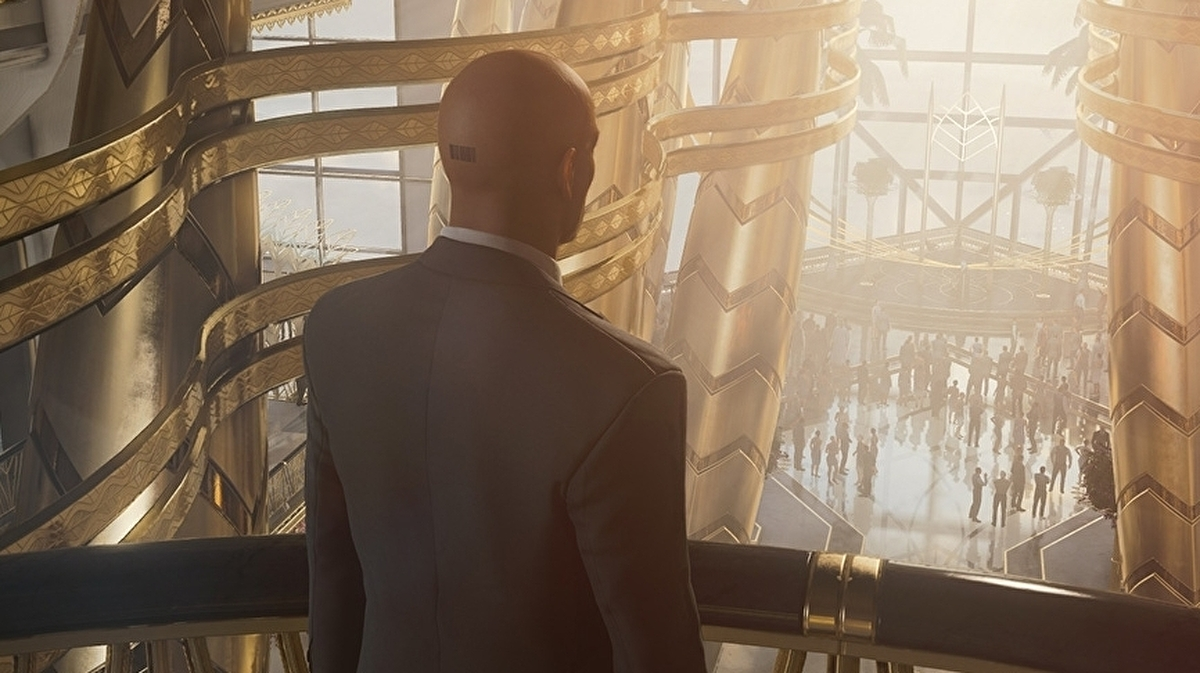 Hitman 3 on Series X has a resolution advantage over PS5