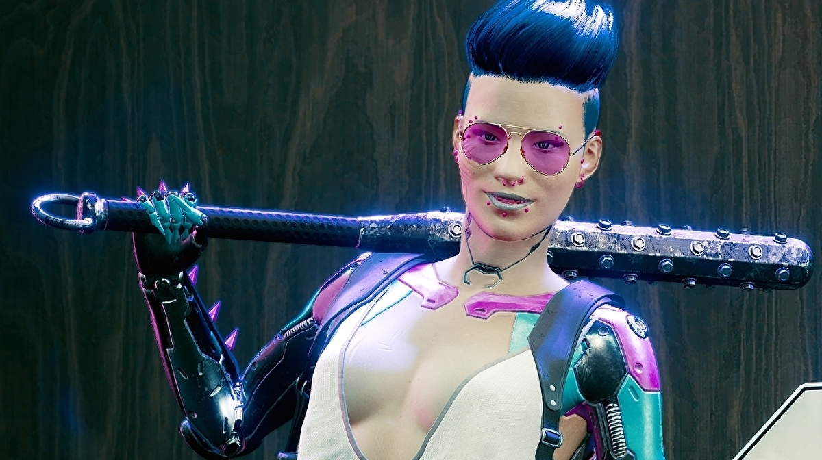 Cyberpunk 2077 modders are massively improving player customisation