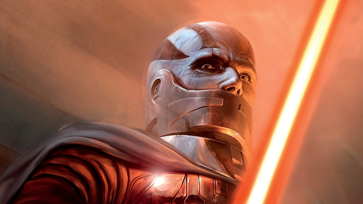 """We'll never guess"" what studio is developing a new Star Wars: Knights of the Old Republic game"