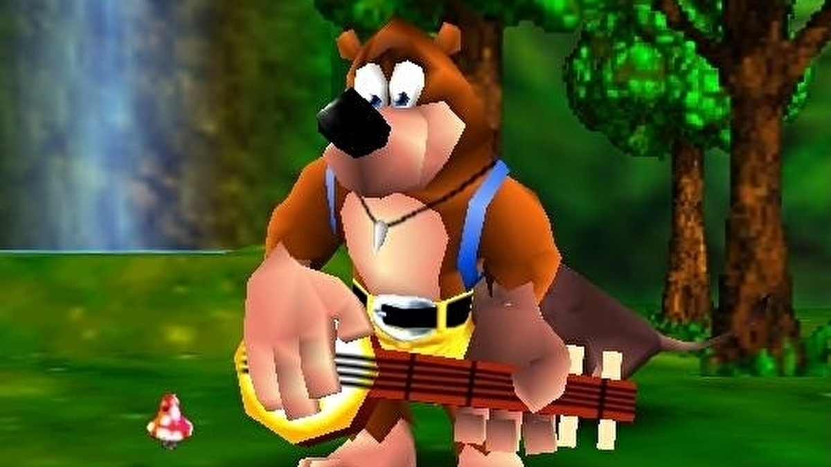 Unearthed Nintendo missive reveals why Banjo-Kazooie's infamous Stop 'N' Swop feature was ditched