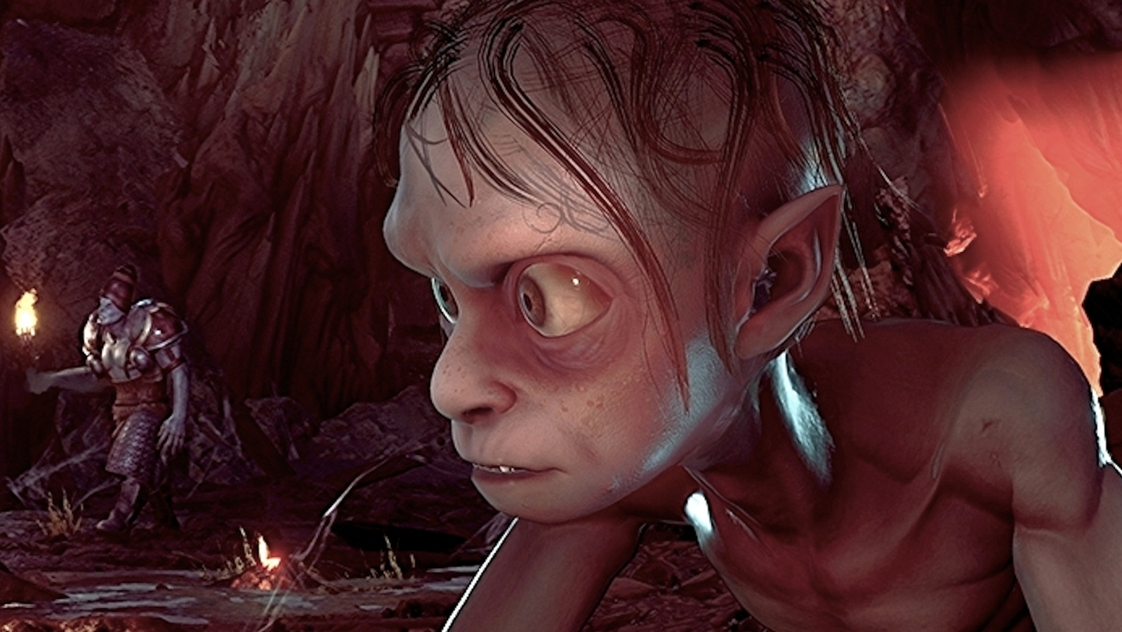 Lord of the Rings: Gollum has been delayed into next year - Eurogamer.net
