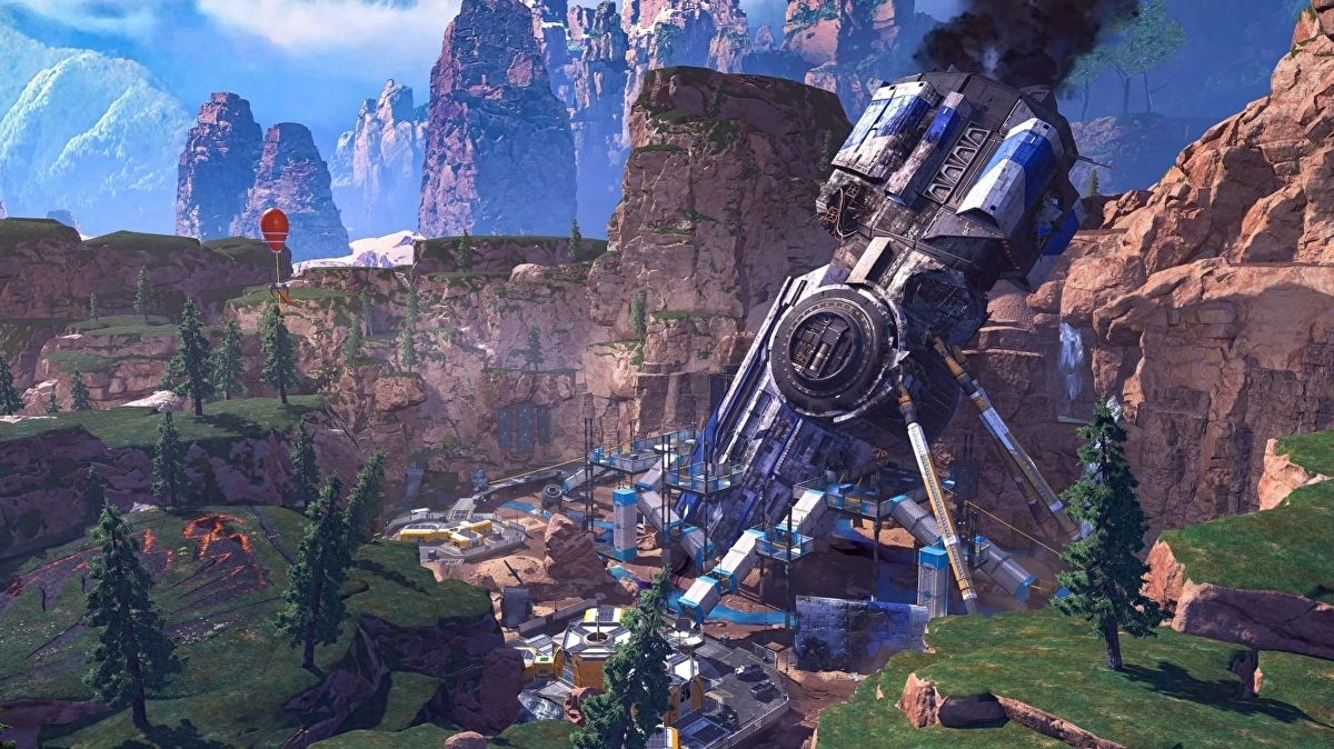 Apex Legends reveals decimated Kings Canyon in new Season 8 gameplay trailer