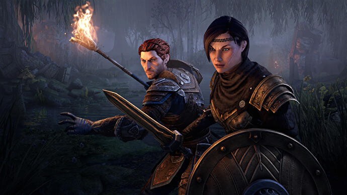 The Elder Scrolls Online: Blackwood is set 800 years before Oblivion, adds companions