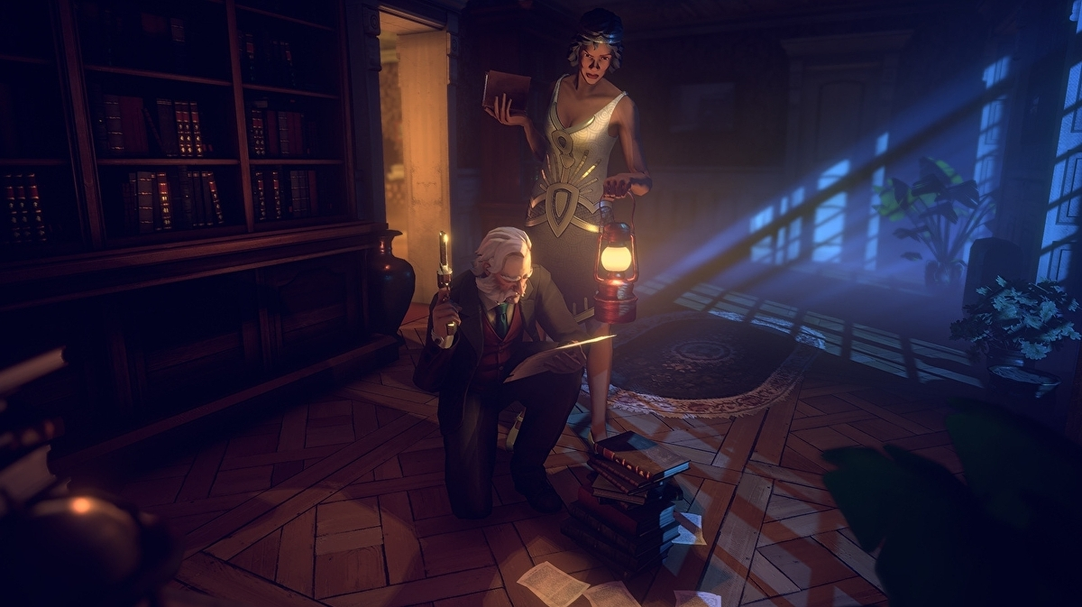 Board-game-turned-tactical-RPG Arkham Horror: Mother's Embrace debuts gameplay 2