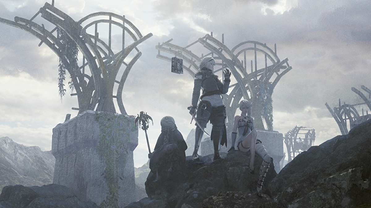 NieR: Replicant shows off nine minutes of gameplay in latest trailer 2