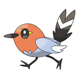 Pokemon_Fletchling