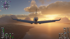 Southend Pier, an absurdly long, mostly featureless thing, gets the Flight Sim treatment as part of this update.