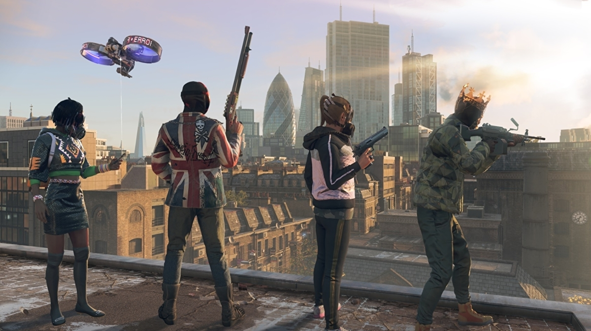 Watch Dogs: Legion's upcoming online multiplayer mode gets March release date 2