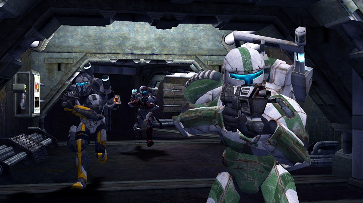 Star Wars Republic Commando coming to Nintendo Switch and PS4 in April as a single-player only game - Eurogamer.net
