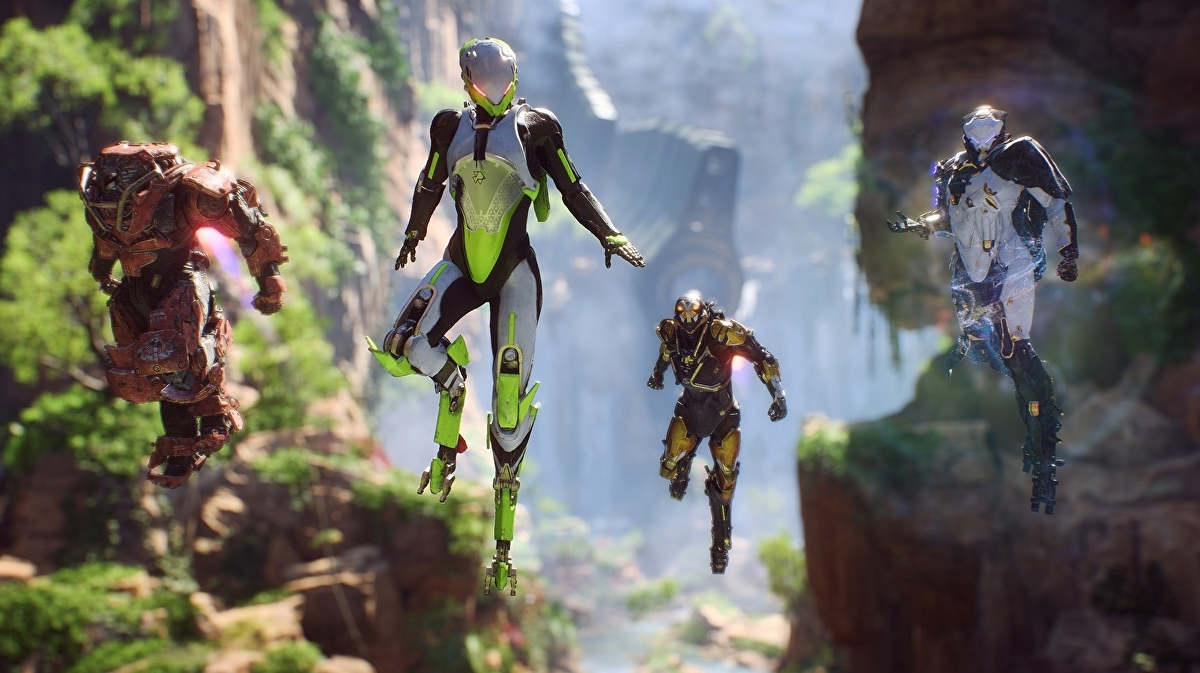 BioWare cancela Anthem Next