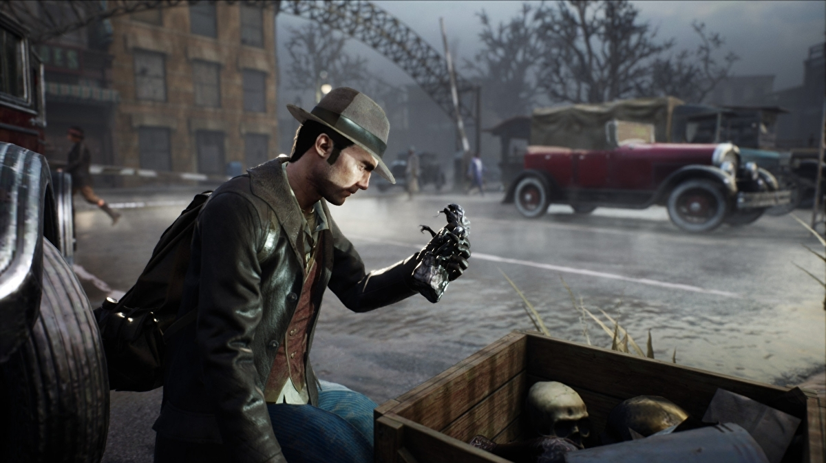 The Sinking City dev accuses publisher of pirating the game and tricking Steam into uploading it