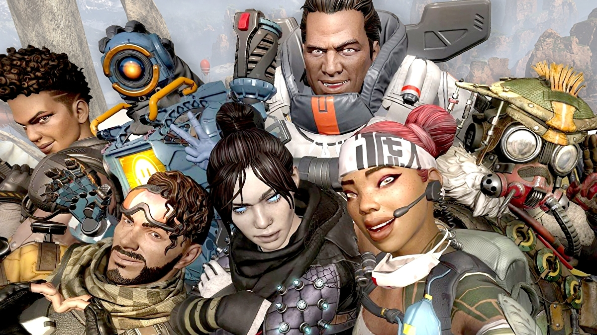 Apex Legends On Switch A Fascinating Port But Are The Cutbacks Too Severe Eurogamer Net
