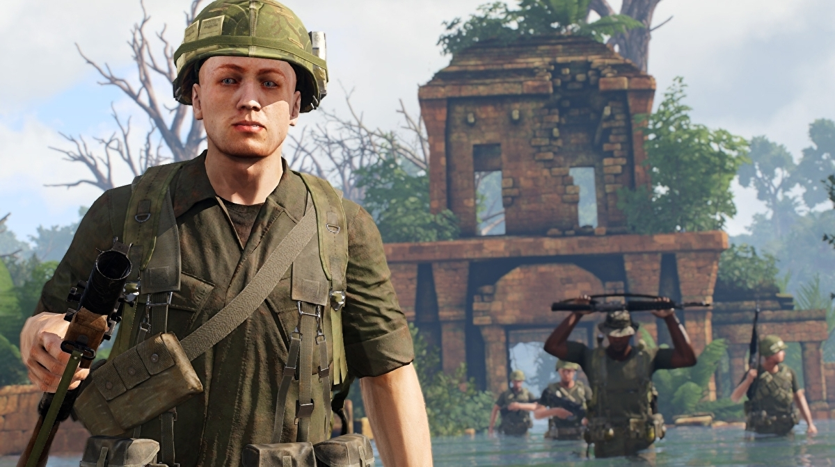 Partner DLC for Arma 3 takes to the most loyal Vietnam to date • Paudal -  Paudal