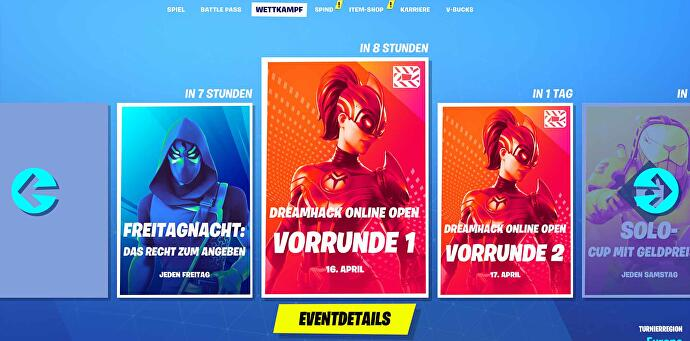 Fortnite_Dreamhack_Online_Open_anmelden