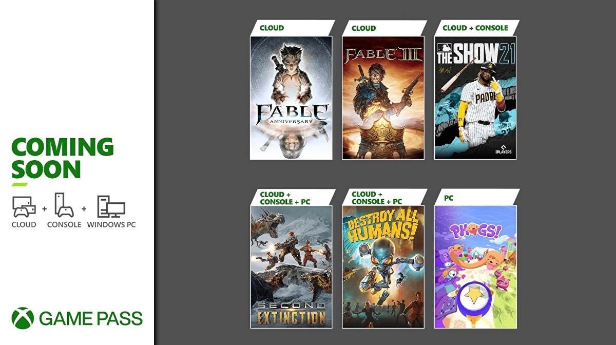 Xbox Game Pass gets Phogs!, Second Extinction, Destroy All Humans! and more soon