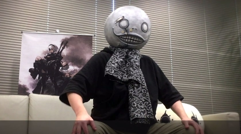 Behind the video game: the story of Yoko Taro