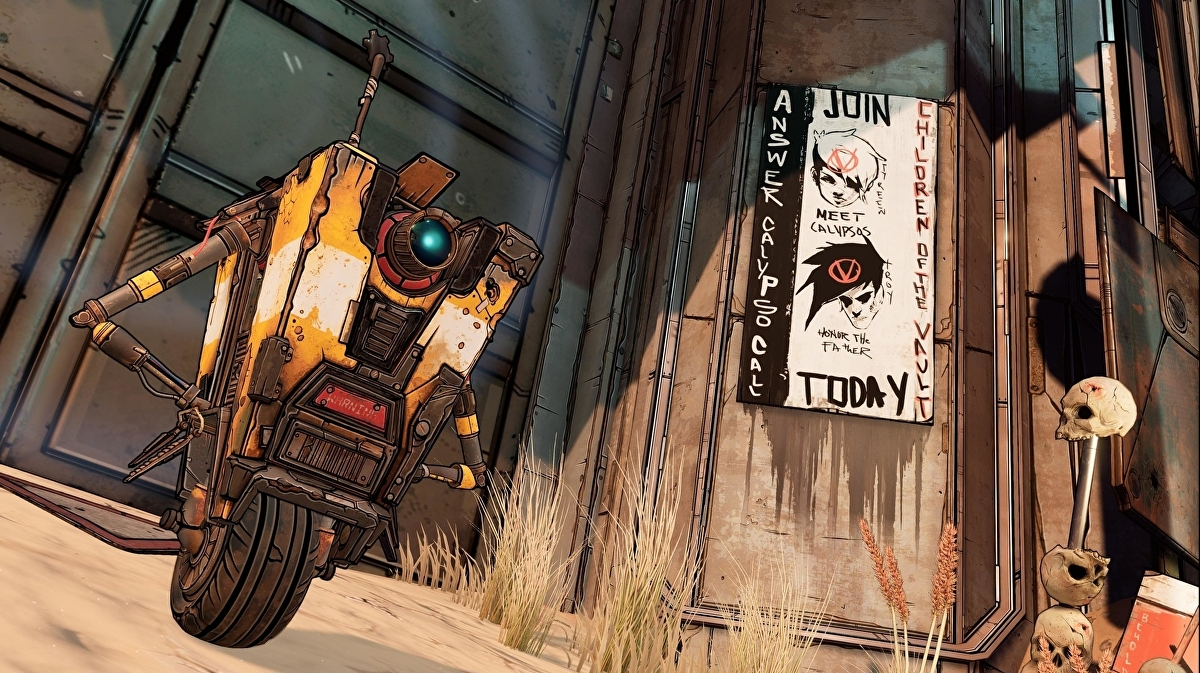 "Epic's ""fully loaded"" Borderlands 3 deal cost $146m, secured six months of PC exclusivity"