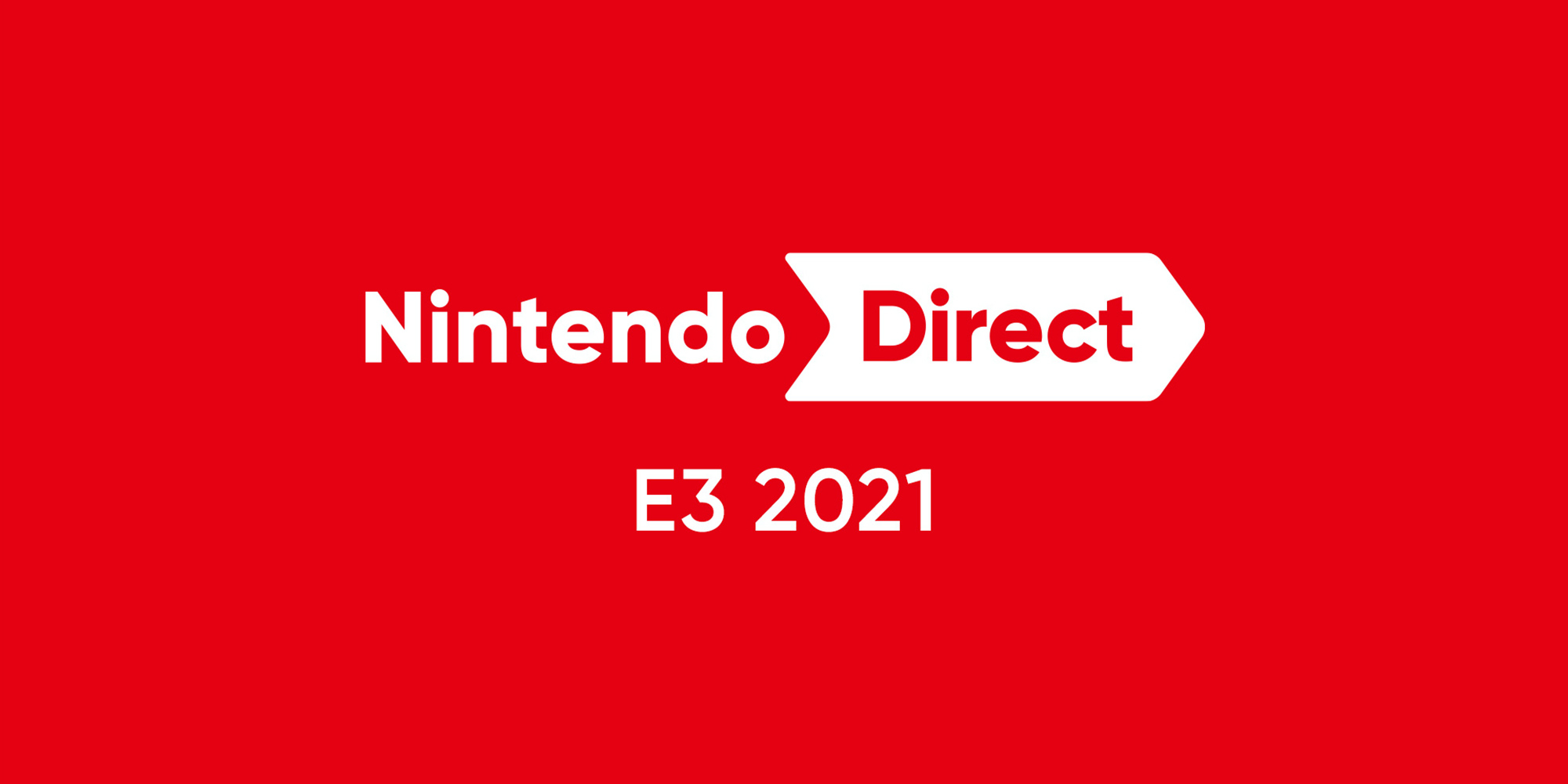 E3 2021: The point about Nintendo