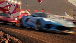 How Forza Horizon 5 scales across the console generations