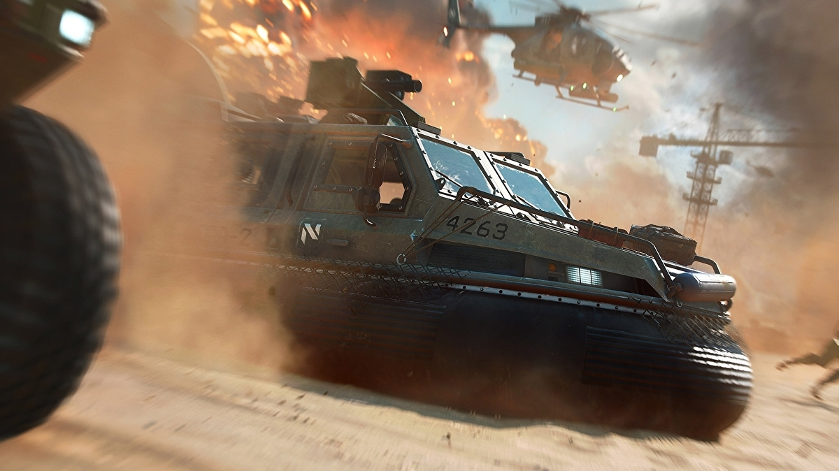 Battlefield 2042 PC and console cross-play detailed