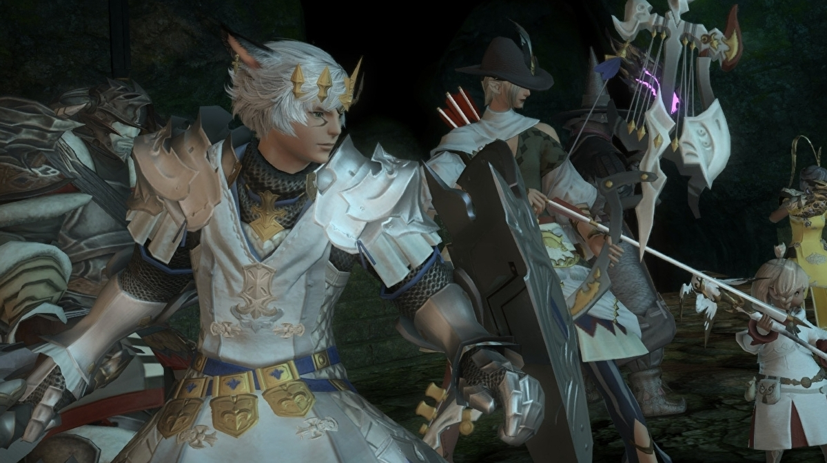 Final Fantasy 14 boss says 'don't show so much restraint you stop having fun' following pleas to help ease server woes