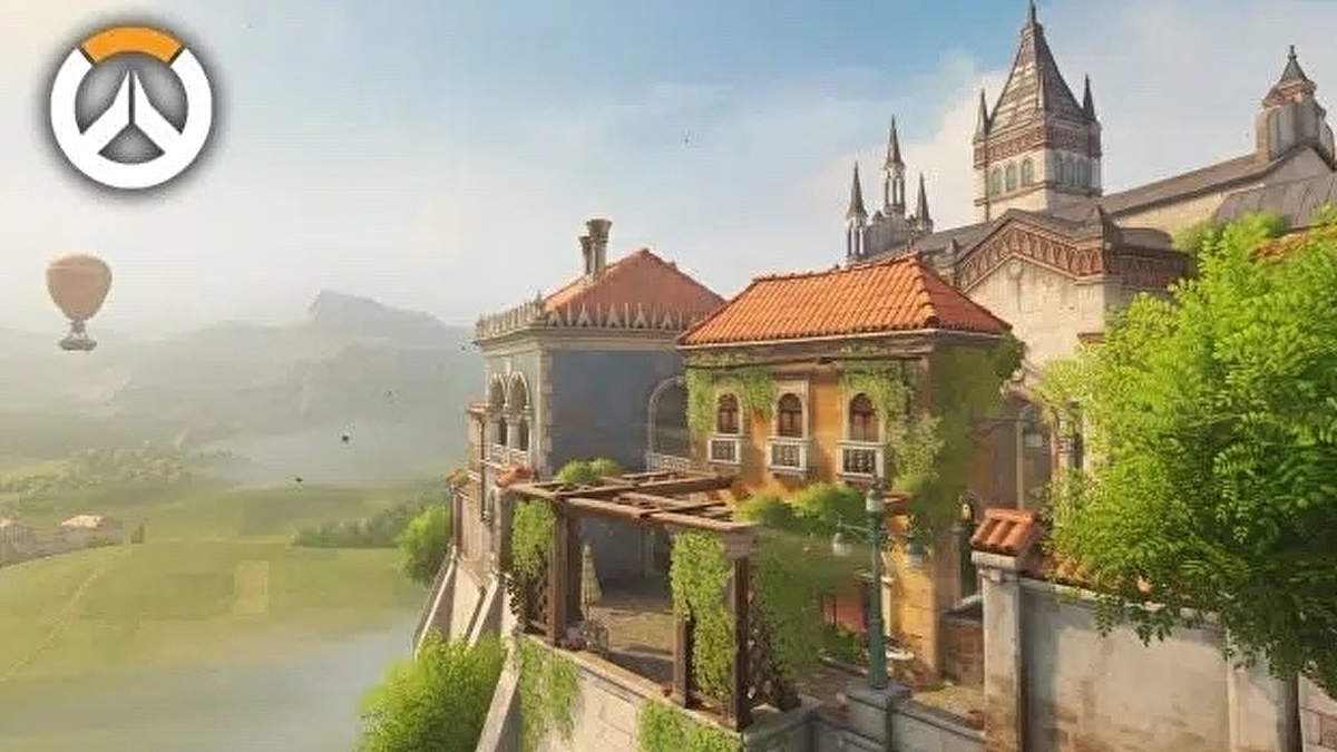 Looks like a new Overwatch map reveal was pulled