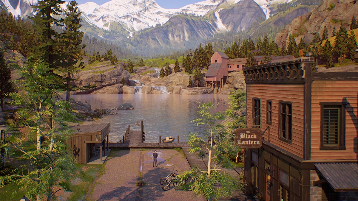 Take a new tour of Life Is Strange: True Colors' Haven Springs
