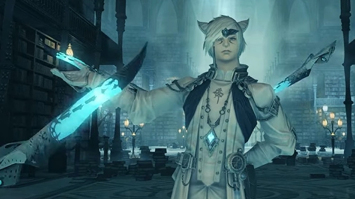 Final Fantasy 14 redesigns an icon to stop triggering players' phobia of holes