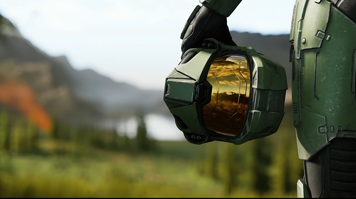 Halo fans wonder if this doughnut ad has inadvertently revealed Halo Infinite's release month