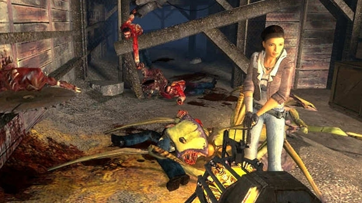 """Half-Life 2 Remastered Collection is fan-made but reportedly has Valve's """"consent"""""""