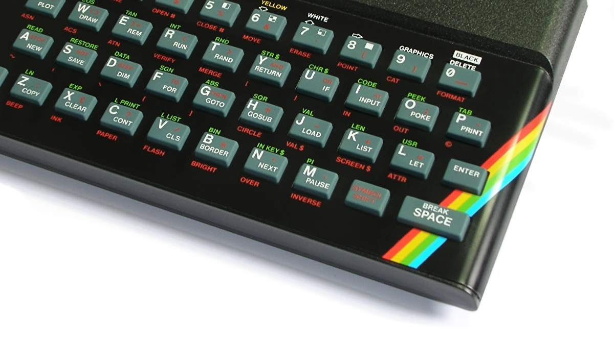 In memory of Sir Clive Sinclair