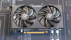 A look around the PowerColor RX 6600 Fighter.