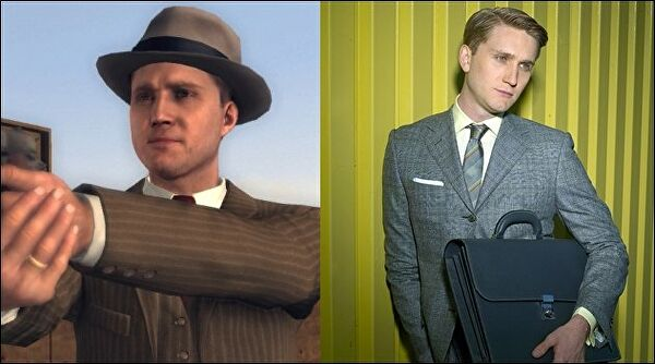 Who's Who in L.A. Noire Article • Page 1 • Eurogamer.net