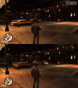 Grand Theft Auto IV: PS3 vs  Xbox 360 Special • Eurogamer net